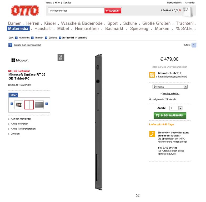 Vorteile von Online-Versandhäuser am Beispiel von Ottoversand.at ...